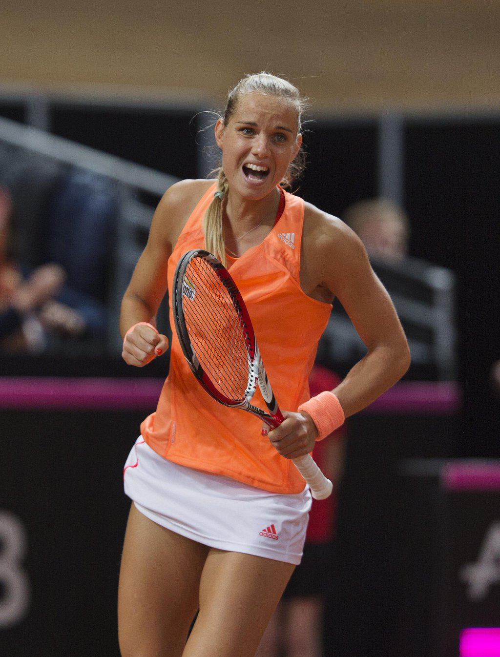 WTA Hotties: 2015 Hot-100: #75 Arantxa Rus (@arantxarus