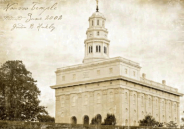 LDS Navoo Temple