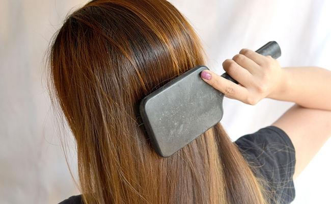 Các bước sấy tóc