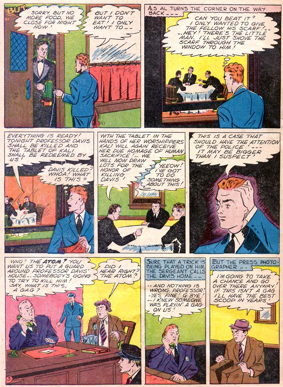 Read online All-American Comics (1939) comic -  Issue #32 - 56