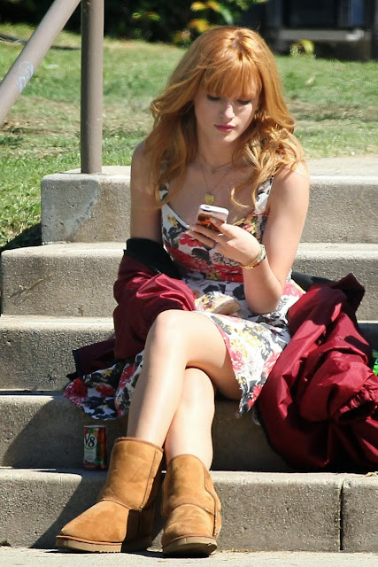 Sizzling Teen Bella Thorne Know Rare