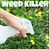 Home-made Weedkiller Recipe