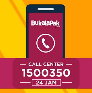 call center   nomor customer service bukalapak