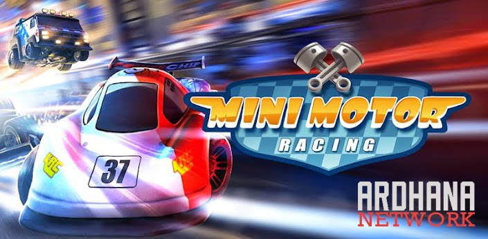 Mini Motor Racing v1.8.1 Apk