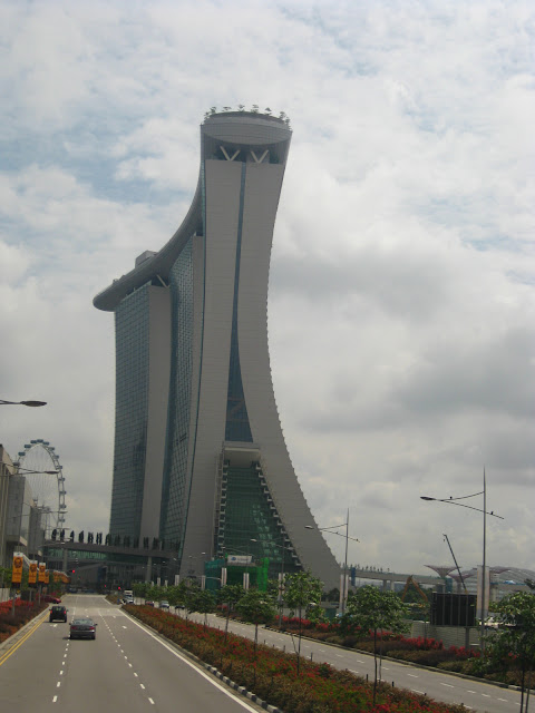 prédio da piscina mais alta do mundo
