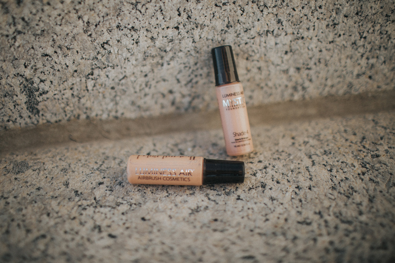 mystic air, luminess, luminess makeup review