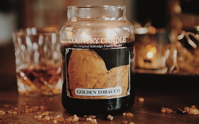 Country Candle - Golden Tobacco - Czytaj więcej »