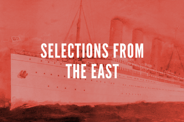 Selections From The East