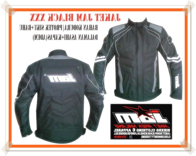model jaket touring anti air