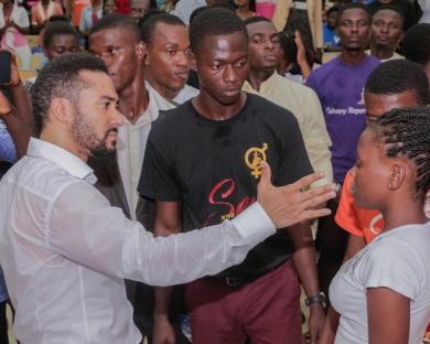 majid michel revival accra ghana