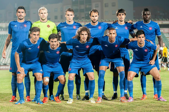 Portekiz Ligi Şampiyonları Os Belenenses SAD - Kurgu Gücü