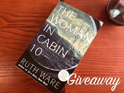 The Woman in Cabin 10 Giveaway