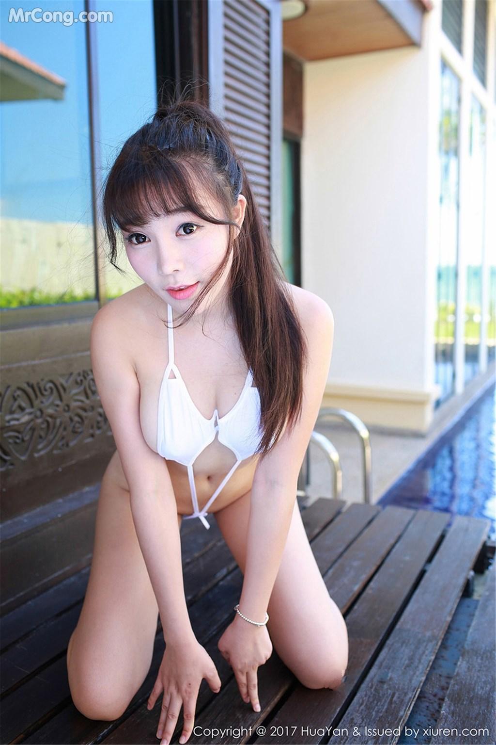 Image HuaYan-Vol.041-Booty-Zhizhi-MrCong.com-010 in post HuaYan Vol.041: Người mẫu Booty (芝芝) (54 ảnh)