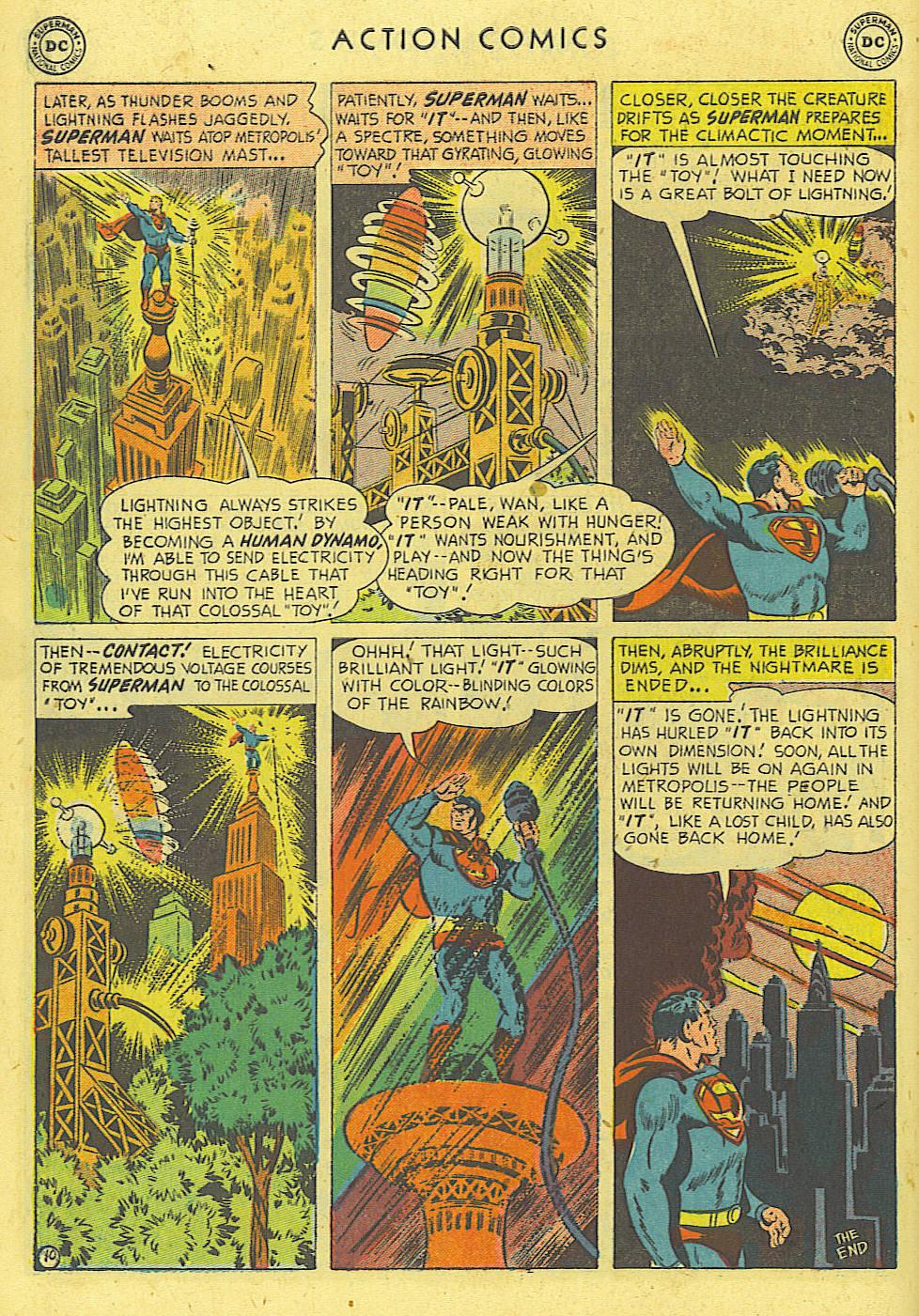 Action Comics (1938) 162 Page 10