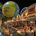 【曼谷河濱碼頭夜市】Happy Fish。氣氛一流的河岸景觀餐廳