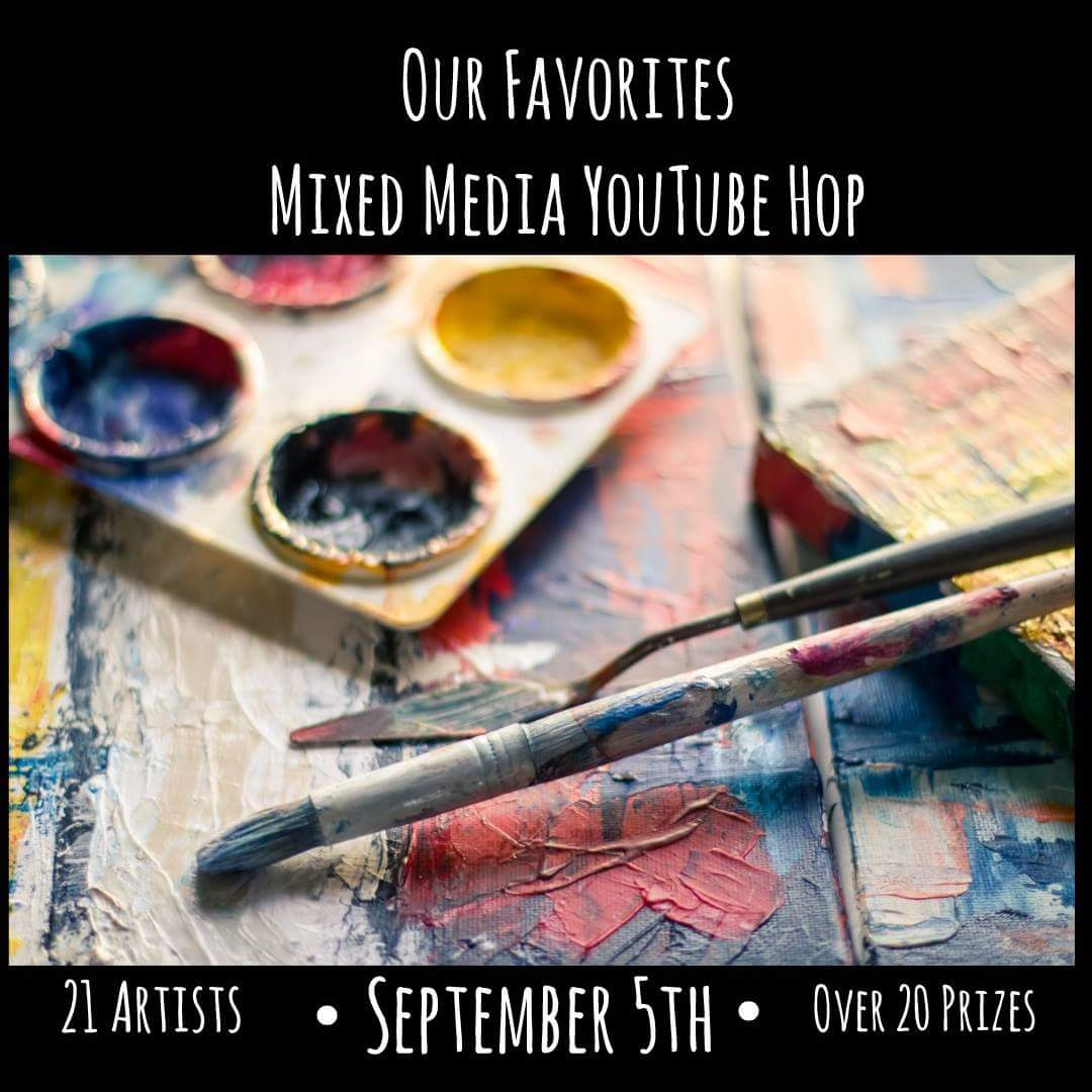Mixed Media YouTube Hop