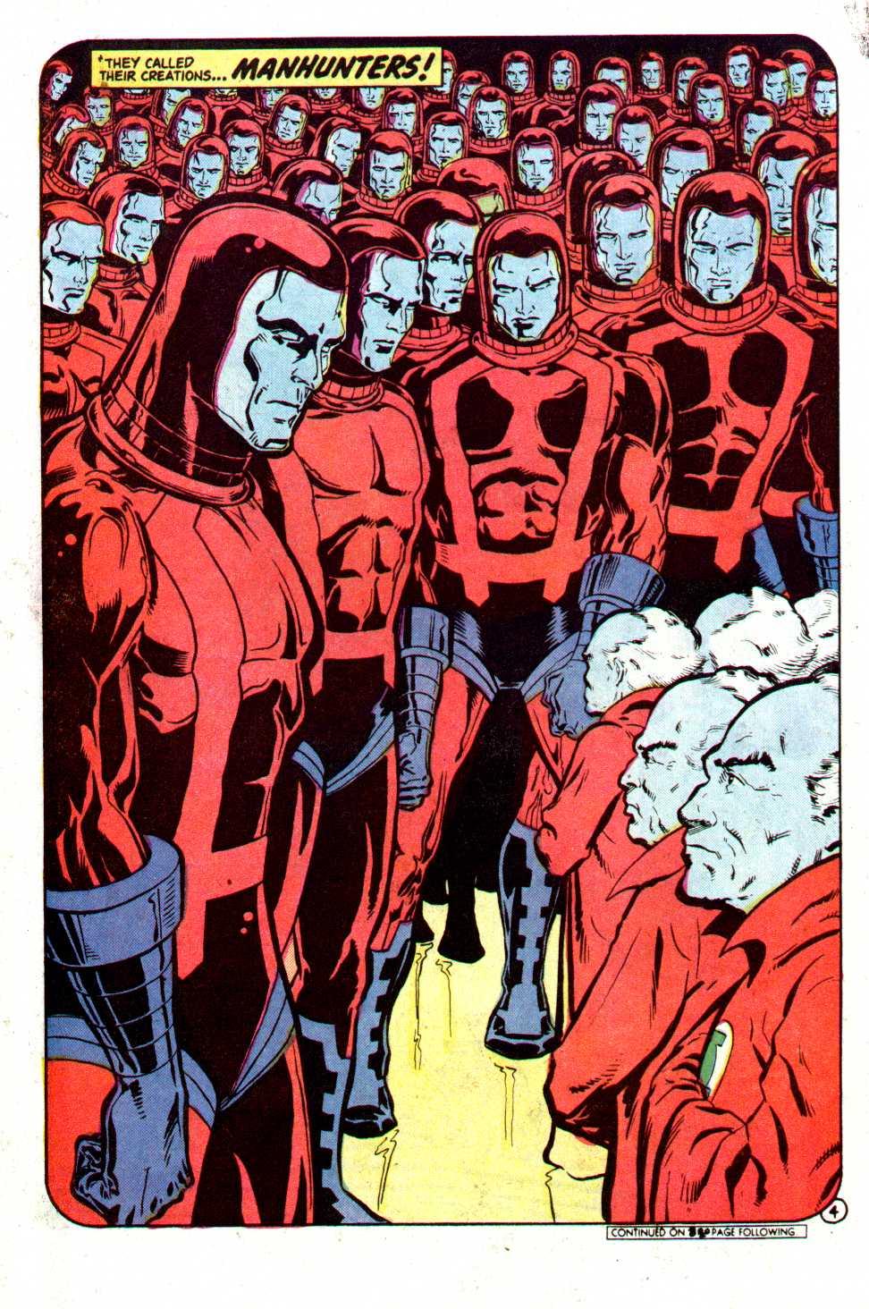 Read online Secret Origins (1986) comic -  Issue #22 - 5