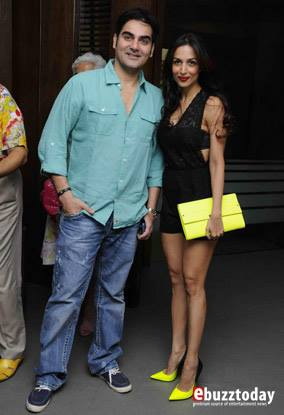 Arbaaz Khan's Birthday and Anniversary Bash