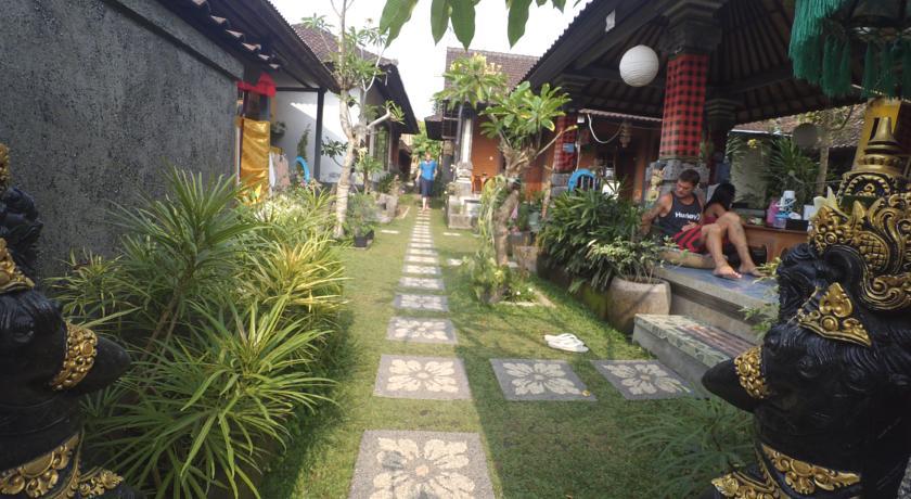 Klik Untuk Info Penginapan Murah Di Bali Ojeks Homestay