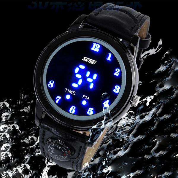 đồng hồ led chống nước