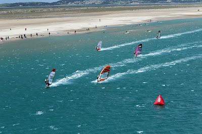 Defi Wind: 1400 windsurfers à Gruissan