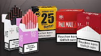 zigaretten nach charakter wählen