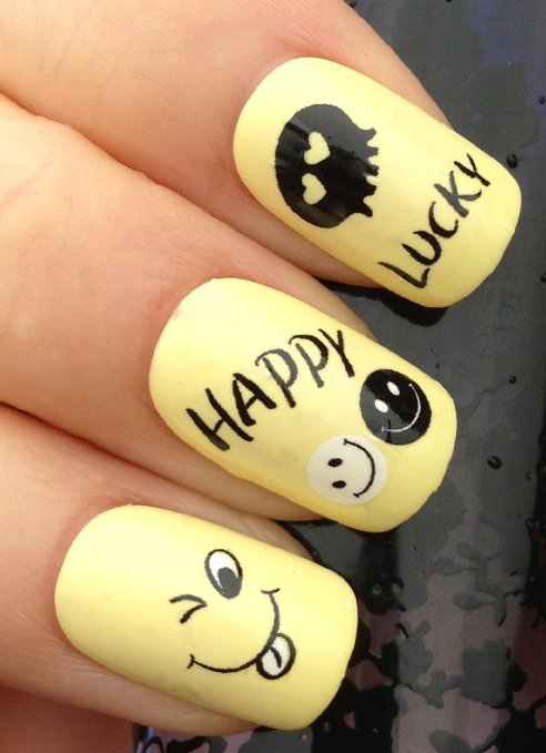 Make Your Nails Smile