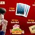KFC'den iPad hediye