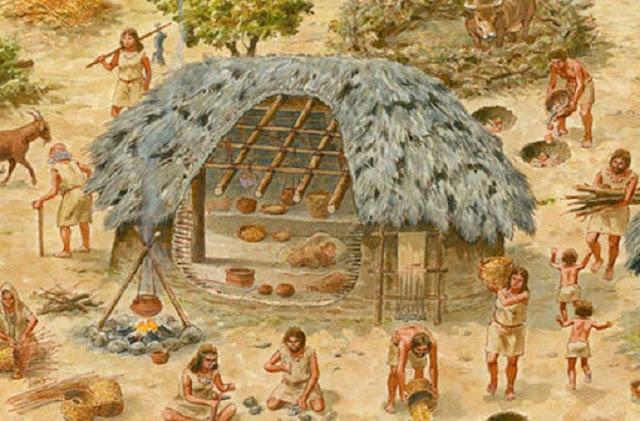 Arsitektur-Hunian-Pada-Zaman-Prasejarah-di-Indonesia
