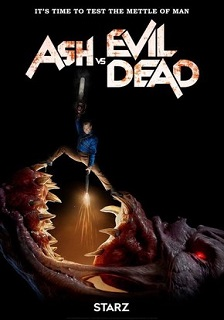 Ash vs. Evil Dead 3ª Temporada (2018) Dublado e Legendado – Download Torrent