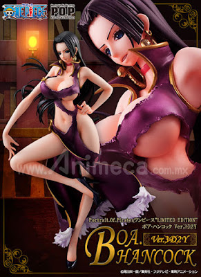 Figura Boa Hancock Ver.3D2Y Portrait.Of.Pirates Limited Edition One Piece