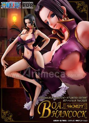 Figura Boa Hancock Ver.3D2Y Portrait.Of.Pirates Limited Edition One Piece