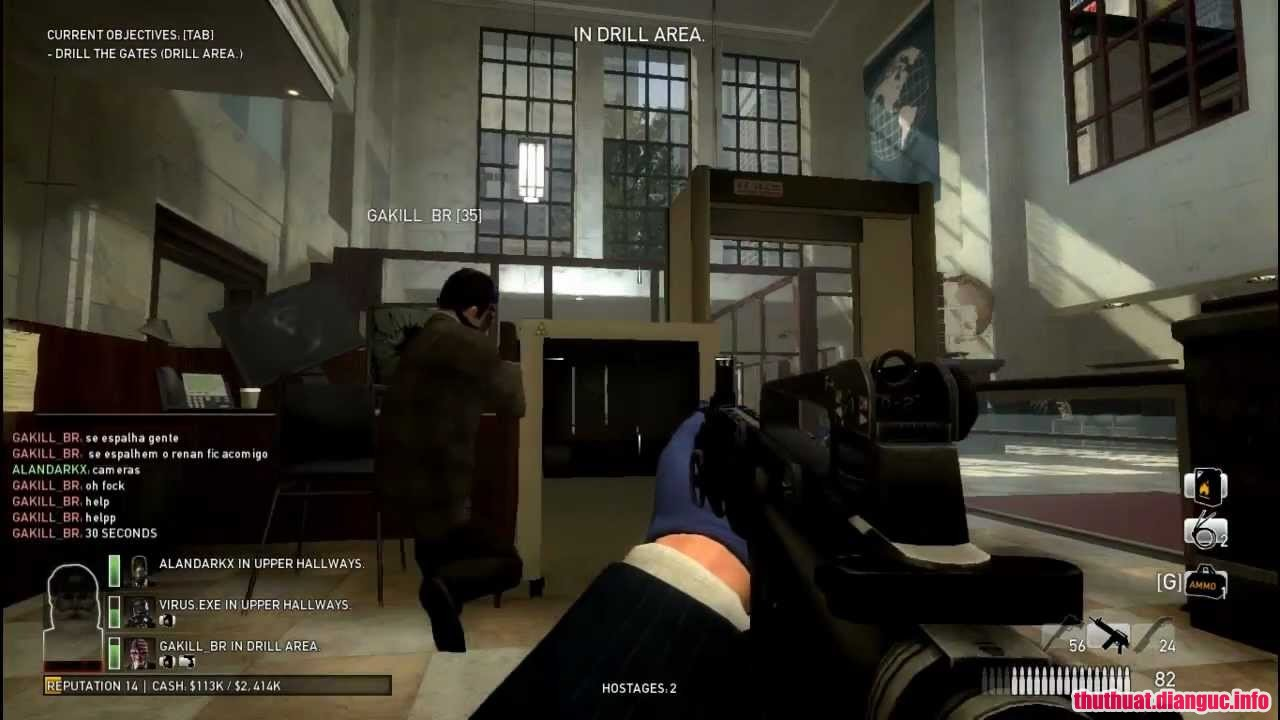 Download Game Payday: The Heist Full Cr@ck Fshare