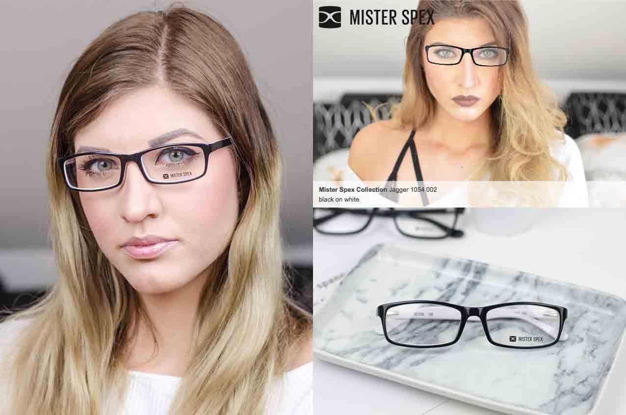 neue Brille ganz einfach mit Mister Spex Jagger 1054 002