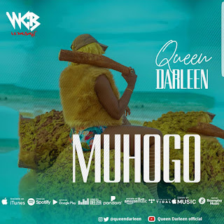 "Download Mp3 Music Audio | Queen Darleen - Muhogo | New Song  Official, Lyrics, Beat, Beats,Instrumental, Free, Tanzania, Music, New Music, Mziki Mpya Wa, Muziki ""QUEEN DARLEEN"" starts tshe new year a high note as she presents Is debut single of 2019 he tagged ""MUHOGO"" Listen And share"