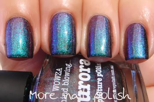 polish - aurora