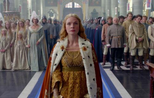 Valkoinen kuningatar Elizabeth