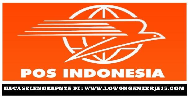 Lowongan Kerja Online PT Pos Indonesia (Persero) Besar Besaran