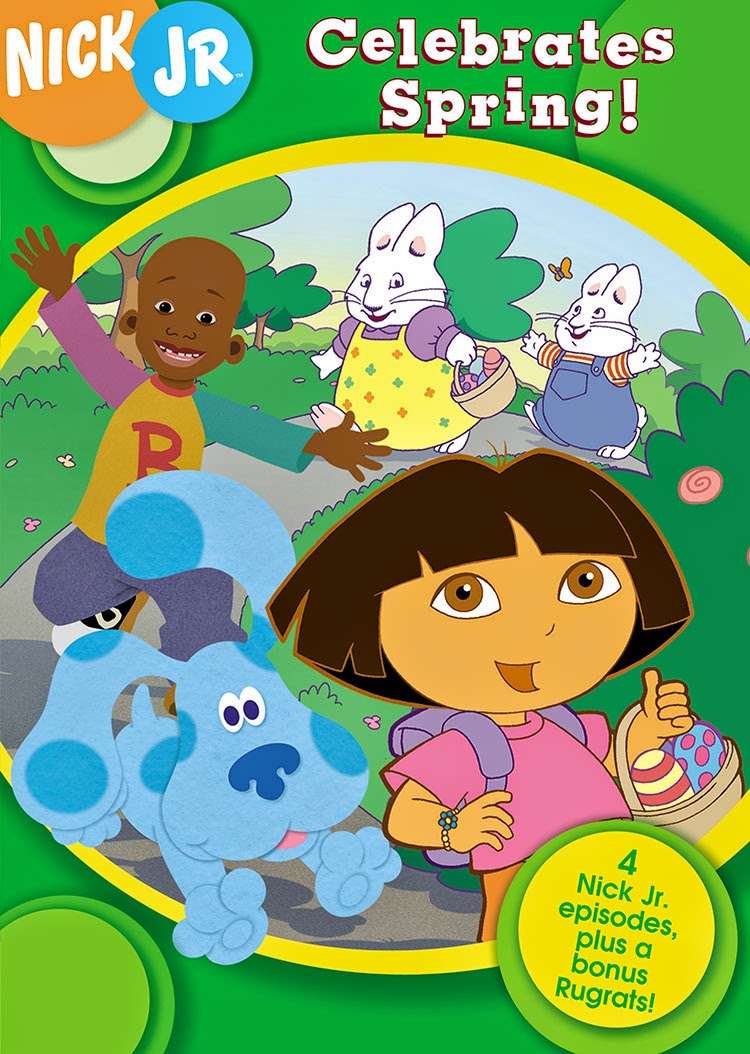 Adventures Of A Thrifty Mommy Nickelodeon Easter Dvd