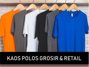 Kaos Polos - Desainerkaos.com