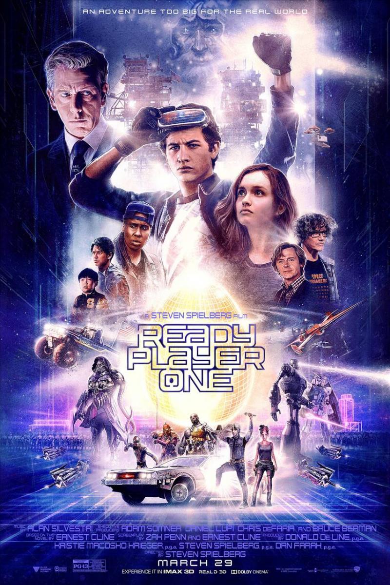 Xem Phim Đấu Trường Ảo 2018