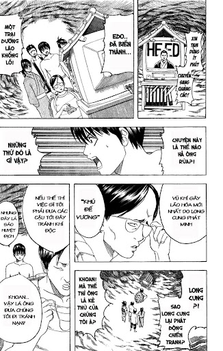 Gintama Chap 176 page 11 - Truyentranhaz.net