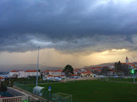 kiša nevera Postira slike otok Brač Online