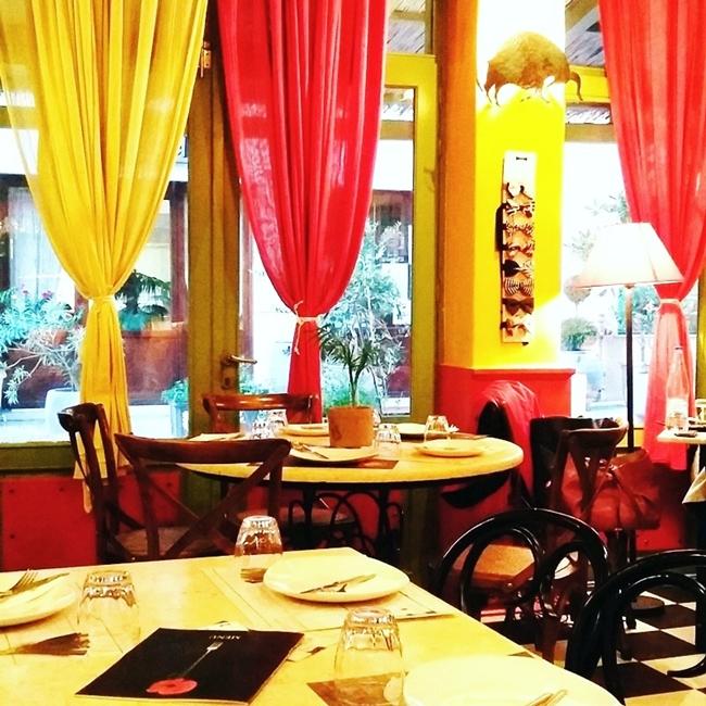 Jelena Zivanovic Instagram @lelazivanovic.Glam fab week.Paprouna restaurant Thessaloniki.Paparouna estiatorio Saloniki.