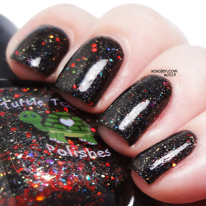 xoxoJen's swatch of Turtle Tootsie Polishes John