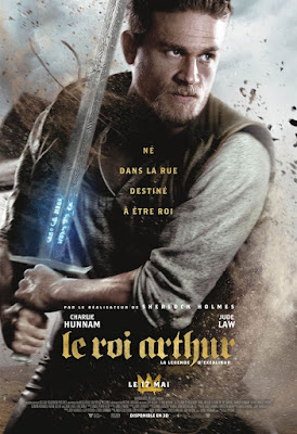 Le Roi Arthur: La Légende d'Excalibur streaming VF film complet (HD)