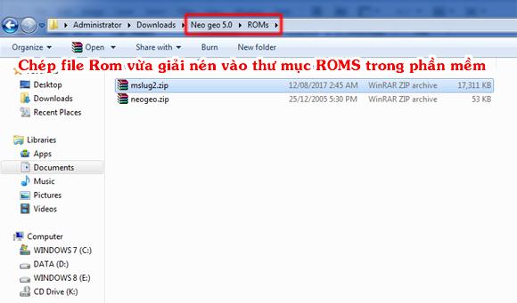 neo geo emulator windows 8