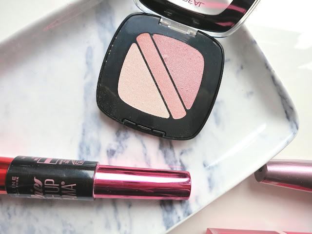 New In The Drugstore L'Oréal Contour Trio Blush