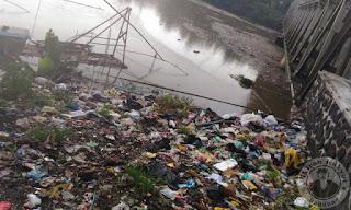 Sampah Jembatan BBS