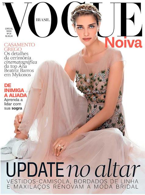 Vogue Noivas 2016 capa